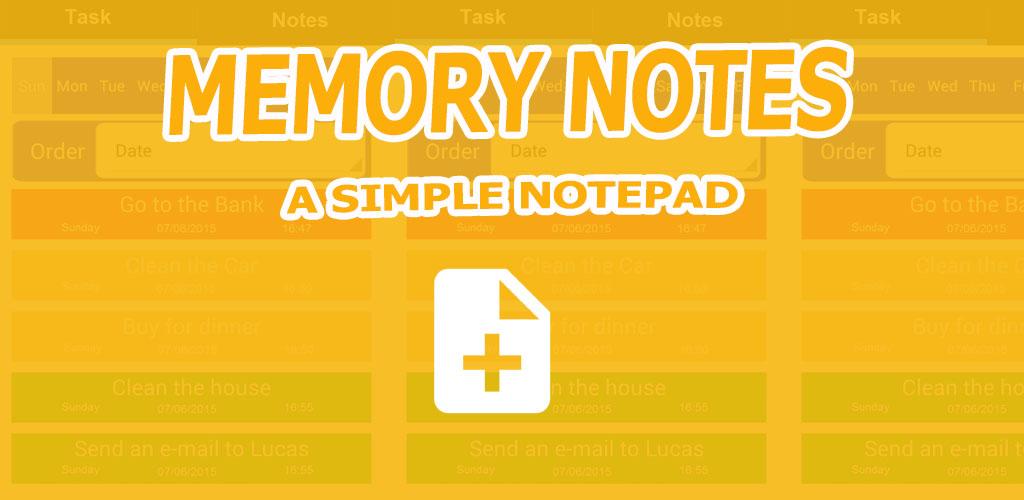Memory Notes